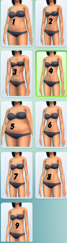 Sims Body